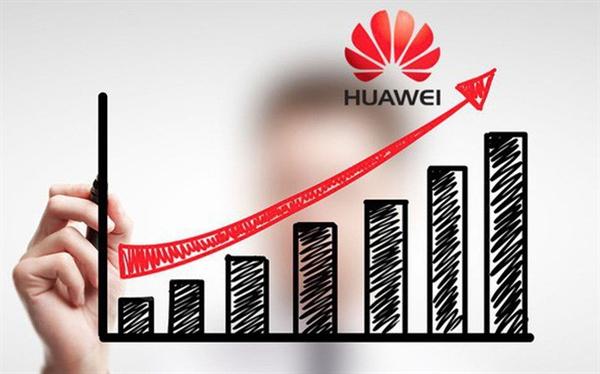 Doanh thu cua Huawei van tiep tuc tang bat chap lenh cam cua My