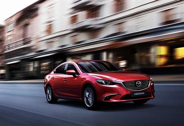 Thaco uu dai lon cho khach hang mua xe Mazda trong thang 7
