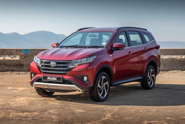 Toyota Viet Nam trieu hoi gan 1.600 xe Toyota Rush