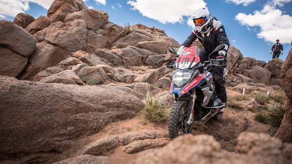 BMW Motorrad lan dau to chuc vong loai GS Trophy Viet Nam