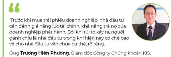 Khat von, doanh nghiep bat dong san dua phat hanh trai phieu