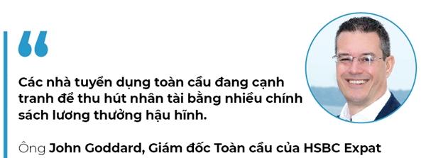 Viet Nam: Top 10 lanh tho dang song cho chuyen gia nuoc ngoai