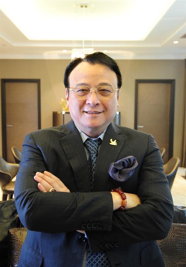 Ông Đỗ Anh Dũng,Chủ tịch,TGĐ Tập đoàn Tân Hoàng Minh