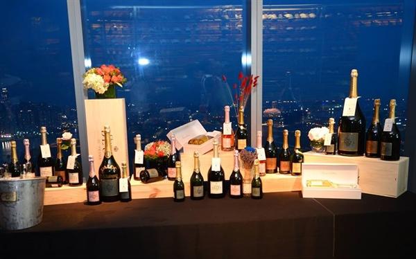 Một số sản phẩm rượu vang cao cấp Công ty Đa Lộc phân phối