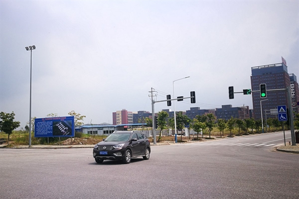 Khu công nghiệp Khâm Châu trở thành vùng đất hẻo lánh với rất ít công ty