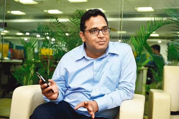 Vijay Shekhar Sharma. Ảnh: The indian times