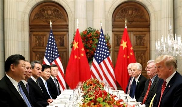 Mỹ và Trung Quốc sẽ bước vào vòng đàm phán mới vào ngày 10/10. Ảnh: