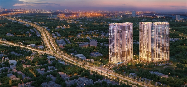 Những chiếc đòn bẩy giúp Opal Boulevard bật lên ấn tượng Là dự án mới nhất được triển khai trên trục đường Phạm Văn Đồng, có thể nói dự án Opal Boulevard đã, đang và sẽ được thừa hưởng rất nhiều giá trị nổi bật từ cung đường vàng này, Đây là tuyến đường nội đô rộng nhất thành phố hiện tại với 12 làn xe lưu thông. Từ dự án có thể di chuyển thẳng đến cổng sân bay quốc tế Tân Sơn Nhất hoặc vào trung tâm thành phố, các quận 1, 2, Bình Thạnh, Gò Vấp, Tân Bình, Phú Nhuận trong thời gian 15-30' di chuyển. Phạm Văn Đồng cũng là trục đường hội tụ rất nhiều dự án căn hộ ở dọc hai bên đường hoặc lân cận, hình thành nên các cụm cư dân và cộng đồng văn minh, năng động. Có thể kể đến một vài cái tên như Opal Garden, Opal Riverside của Tập đoàn Đất Xanh, Floria Novia của Nam Long, Him Lam Phú Đông, Phú Đông Premier của Phú Đông Group, Sunny Plaza của CNS, 4S Linh Đông của Thành Trường Lộc… Việc hình thành nên các cụm cư dân ngày càng đông đúc là một trong những yếu tố lớn để thúc đẩy các tiện ích như trung tâm thương mại, cơ sở dịch vụ vui chơi, giải trí, thưởng thức ẩm thực, học tập… được xây dựng nhiều hơn, tạo nên một cung đường vốn đã sầm suất lại càng trở nên nhộn nhịp, hiện đại hơn nữa.
