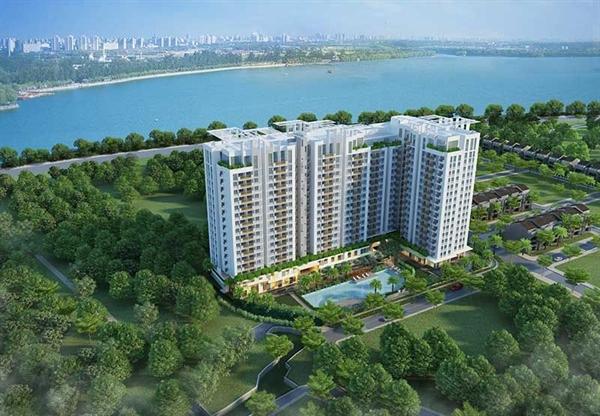 Dự án Opal Garden của Tập đoàn Đất Xanh trên đại lộ Phạm Văn Đồng có mức sinh lời ấn tượng