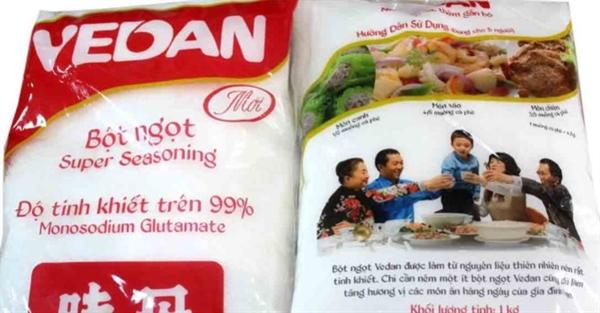 Vedan và các doanh nghiệp bột ngọt trong nước đã