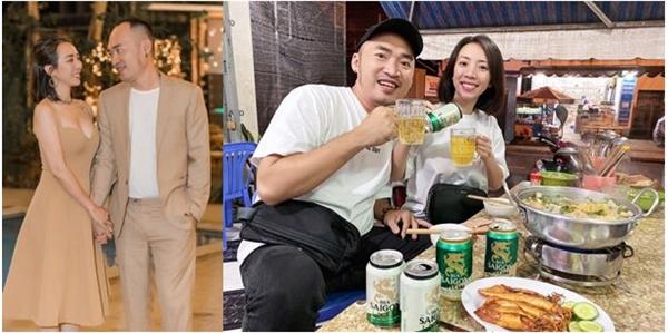 Sở hữu sự nghiệp thành công cùng gia đinh hạnh phúc, Thu Trang đang là cái tên đáng ghen tỵ trong làng giải trí.