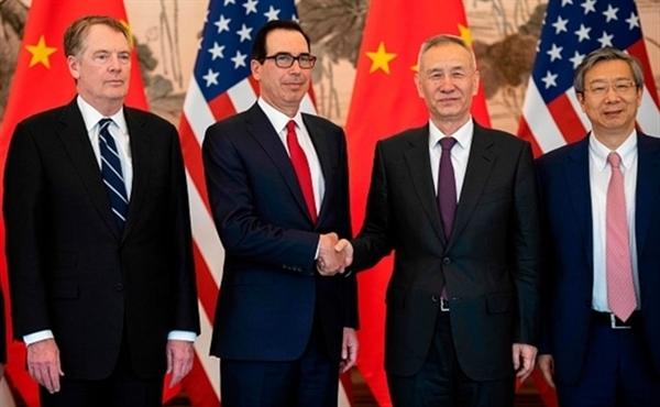 Đàm phán thương mại cấp cao sẽ bước vào ngày làm việc thứ hai