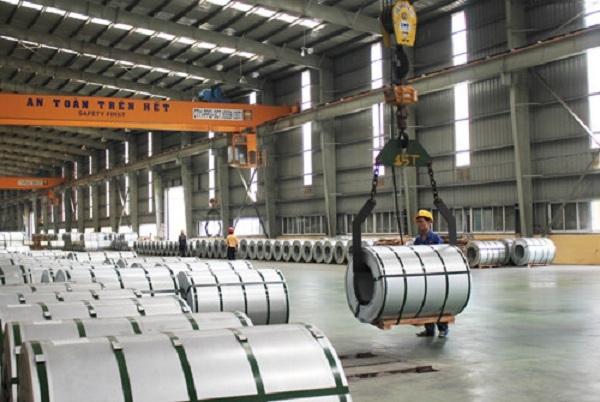 Bộ Công thương quyết định áp thuế CBPG 17,94% và 31,85% với thép không rỉ cán nguội từ Trung Quốc