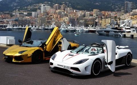 Việc bắt gặp một chiếc xe bình dân tại Monaco còn khó hơn một chiếc siêu xe. Ảnh: YouTube.