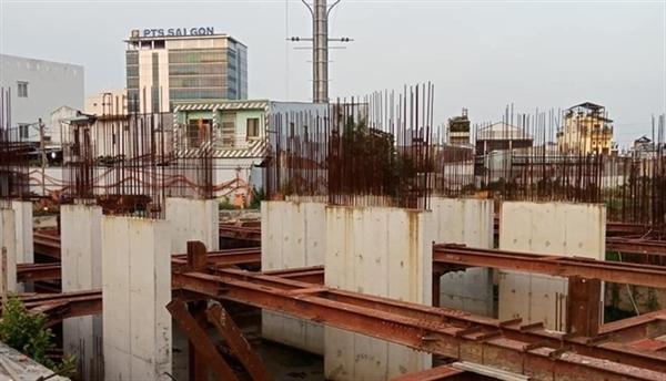 Dự án đứng hình, nhiều doanh nghiệp bất động sản có nguy cơ phá sản. Ảnh: phunuonline.com.vn