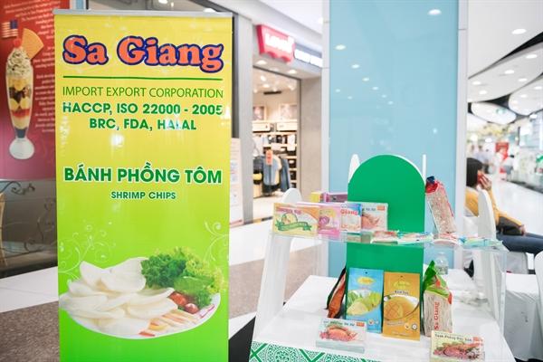"""""""Tuần lễ hàng Việt Nam tại Thái Lan"""" năm nay thu hút sự tham gia của 35 doanh nghiệp có thương hiệu, uy tín lớn của Tp.Hồ Chí Minh"""