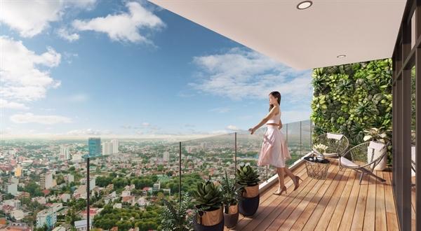 Những người thành đạt sẵn sàng chi tiền để sở hữu những căn hộ sang trọng, phù hợp với sở thích của họ.