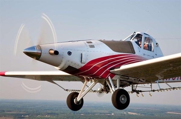 Máy bay Thrush 510P.  Nguồn: asijet.com