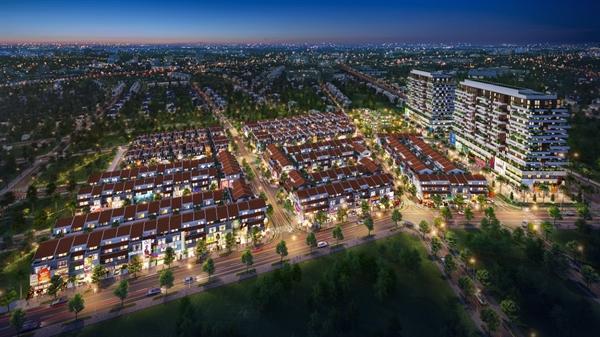 Baria Residence –khu dân cư đang thu hút sự chú ý của khách hàng