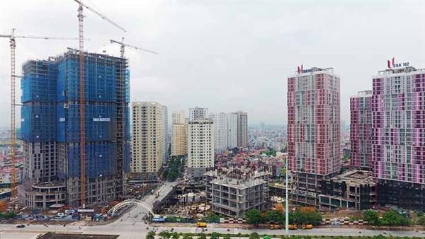 Nhiều chuyên gia dự báo thị trường bất động sản sẽ tiếp tục gặp khó trong thời gian tới. Ảnh: baoxaydung.vn