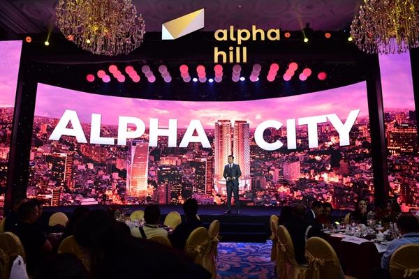 Alpha City mở ra khái niệm đầu tư mới mẻ với giải pháp