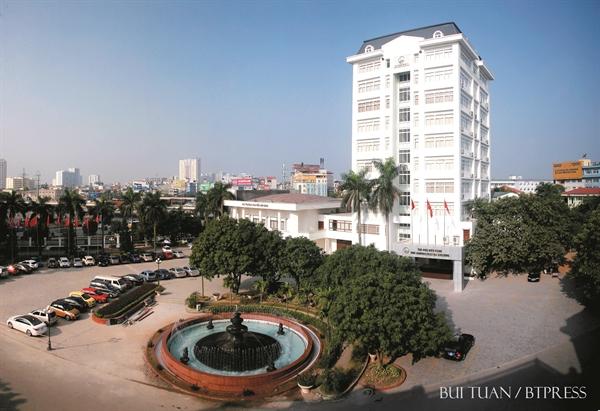 Ở khu vực châu Á, Đại học Quốc gia Hà Nội xếp vị trí 275. Ảnh: Bui Tuan