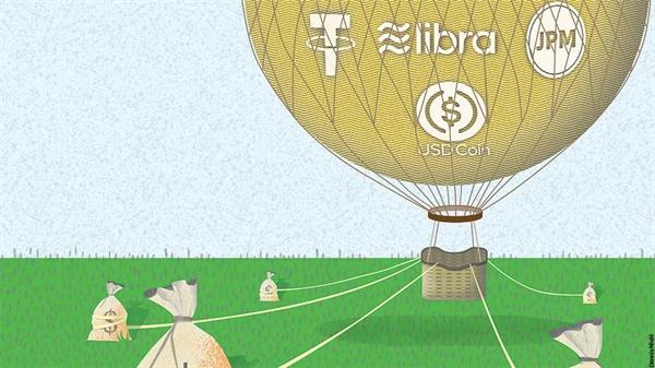 Stablecoin hiện có triển vọng phát triển sâu rộng trên thị trường tiền mã hóa. Hình: Investor's Business Daily.