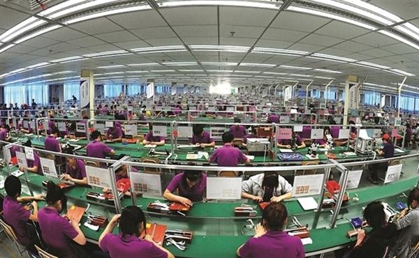 Làn sóng dịch chuyển sản xuất ra khỏi Trung Quốc nhằm né thuế quan của Mỹ. Ảnh: