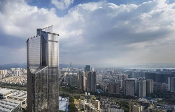Tòa nhà Ping An Finance Center South ở Thâm Quyến.