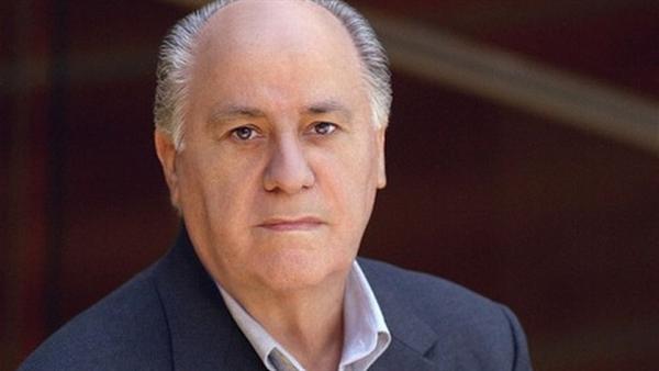 Amancio Ortega, Sáng lập viên, cựu Giám đốc của công ty thời trang Inditex. Ảnh: 2sao.vn