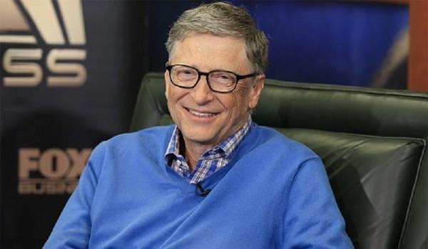 Chủ tịch tập đoàn Microsoft. Ảnh: CF.