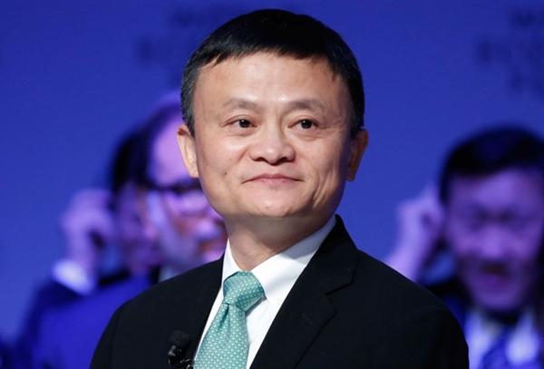Jack Ma, Người sáng lập và Chủ tịch Tập đoàn Alibaba. Ảnh: Vietnamnet.