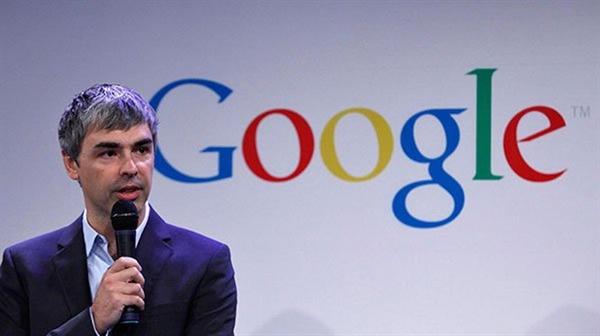 Larry Page, người đồng sáng lập Google, Giám đốc điều hành Alphabet Inc. Ảnh: VietTimes.