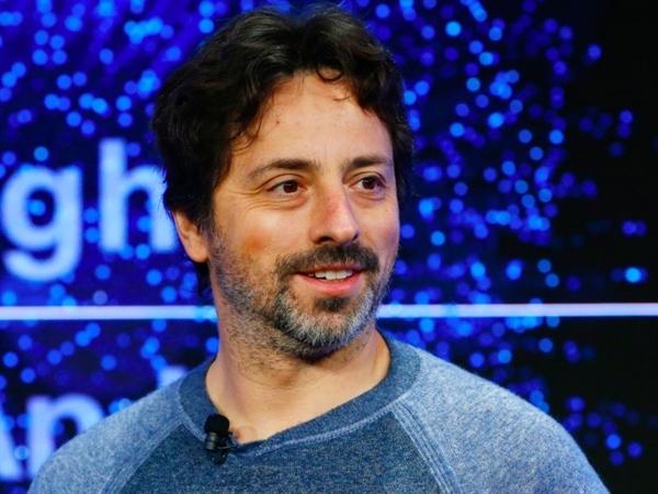 Sergey Brin, người đồng sáng lập, Giám đốc Kỹ thuật của Google. Ảnh: TGTT.