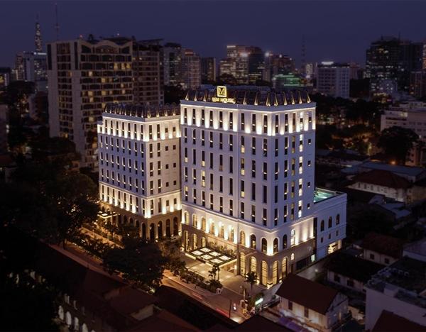Mai House - khách sạn 5 sao do người Việt hoàn toàn làm chủ.