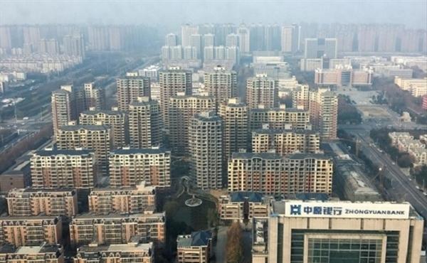 Giá nhà tại Trung Quốc đang tăng với tốc độ chậm hơn. Ảnh: Reuters