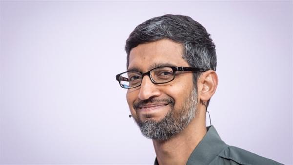 Ông Sundar Pichai, tân CEO của Alphabet. Ảnh: CNBC