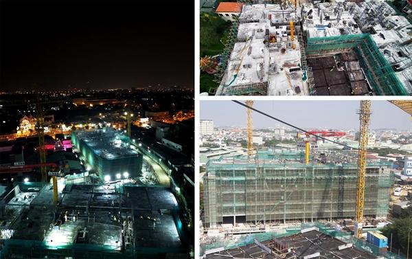 """Dự án Opal Boulevard do Tập đoàn Đất Xanh phát triển đang xây dựng nhanh chóng là điểm sáng bất động sản """"sạch"""" ngay trục đại lộ Phạm Văn Đồng, được nhiều người quan tâm mua để đầu tư hoặc an cư."""