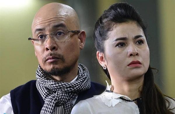 Cuộc ly hôn của vợ chồng Trung Nguyên tốn không ít giấy mực của báo chí. Nguồn ảnh: tinmoi
