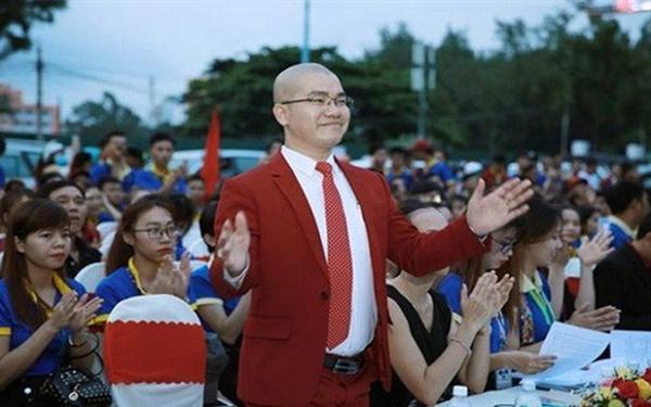 Nguyễn Thái Luyện đã vẽ ra hàng loạt dự án ma để phân lô, bán nền cho người dân. Ảnh: