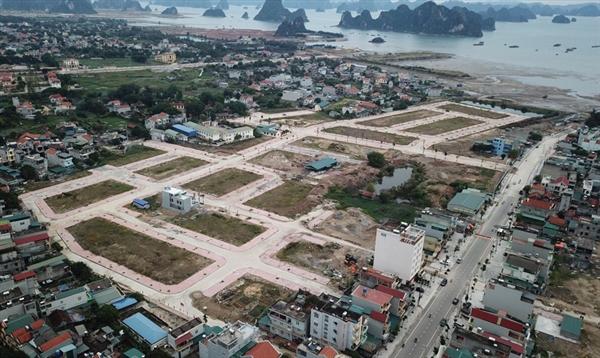 Thj trường bất động sản Vân Đồn nóng trở lại trước thông tin quy hoạch. Ảnh: laodong.vn