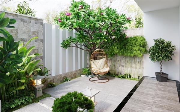 trồng ngay một số loại cây xanh trước cửa nhà hay trong nhà, vừa giúp mang lại thịnh vượng