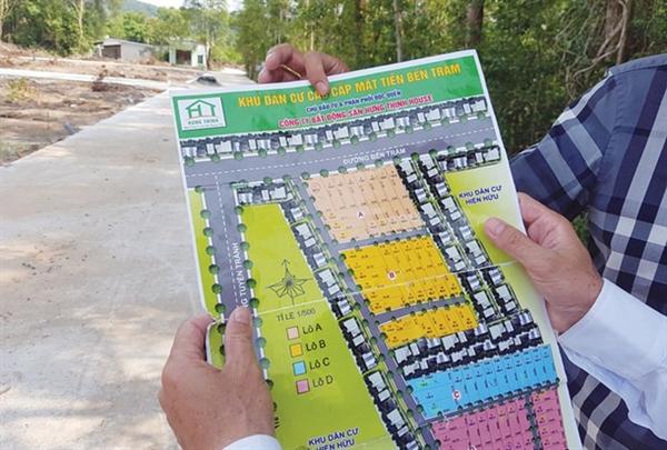 Phú Quốc đã được hủy bỏ lệnh cấm tạm dừng phân lô, bán nền. Ảnh: tienphong.vn