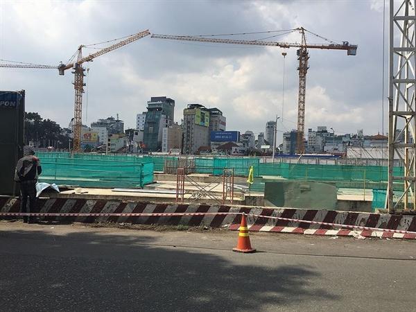 214 căn hộ thuộc Khu tứ giác Bến Thành được phép bán nhà hình thành trong tương lai. Ảnh: baomoi.com