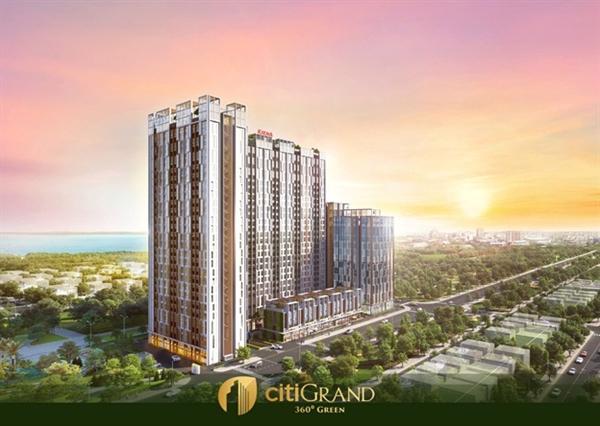 Một phiên bản cao cấp mới mang tính đột phá trong thiết kế kiến trúc và tiện ích ấn tượng, CITIGRAND - Chất lượng cuộc sống bắt đầu từ chính ngôi nhà của bạn.