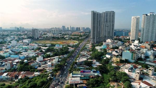 TP.HCM rà soát tiến độ, thủ tục thực hiện của hơn 1.718 dự án. Ảnh: batdongsan.com.vn