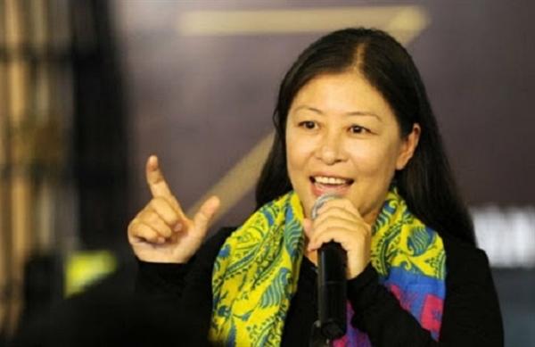 Nguyễn Phi Vân, Chủ tịch Công ty Retail & Franchise Asia. Ảnh : Muctim.