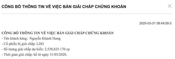 Thông tin trên Mirae Asset Việt Nam.