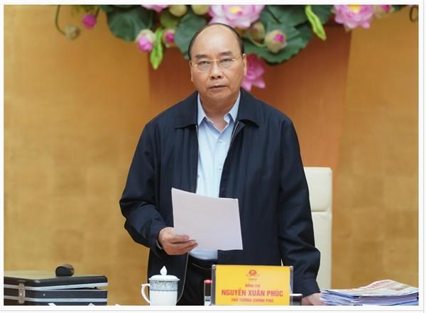 Thủ tướng Chính phủ vừa có ý kiến về việc xuất khẩu gạo trong bối cảnh dịch bệnh và hạn hán, xâm nhập mặn. Ảnh: TTXVN