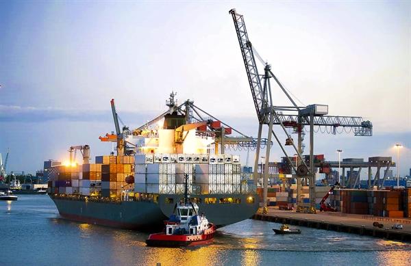 Xuất khẩu công nghiệp sẽ phục hồi nhẹ, ngày nongovernmental và thuỷ sản sẽ phục hổi sớm. Ảnh: melnvoice.vn